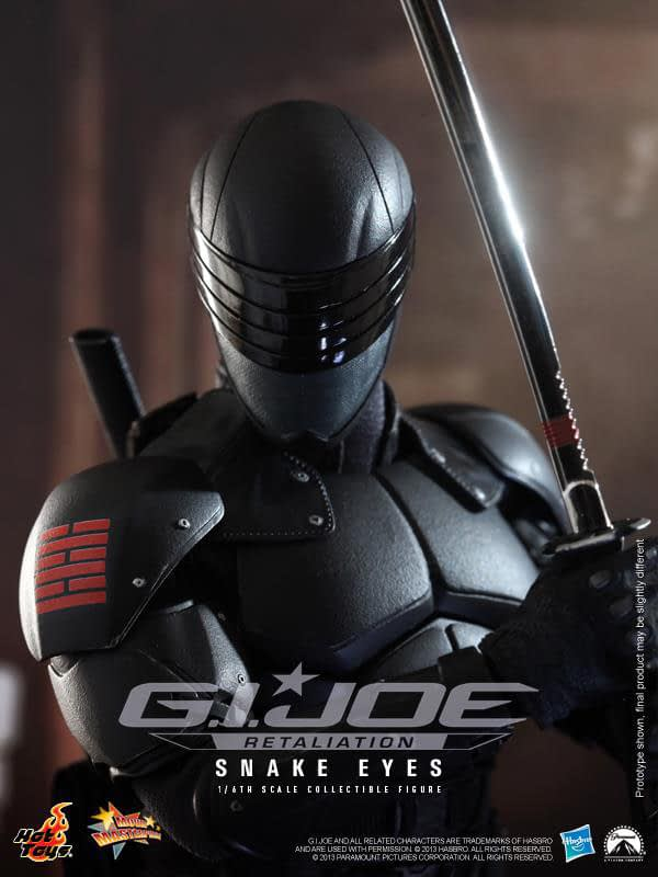Preview | Hot Toys: Snake Eyes (13)