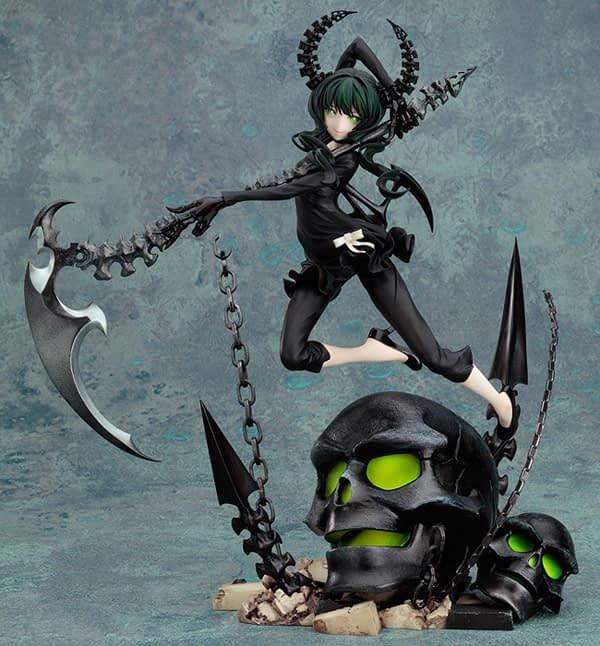 Black Rock Shooter: New Series To Collect 2