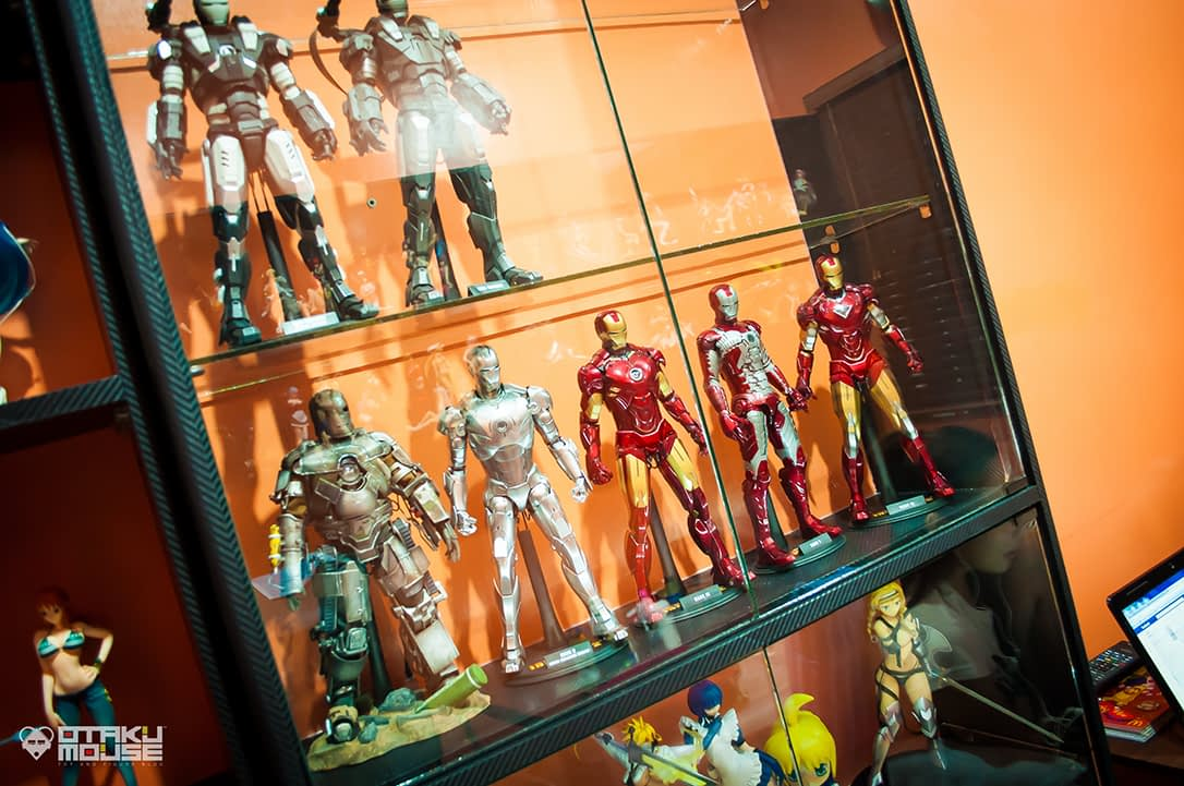 Figure Display Cabs | Complete! (4)