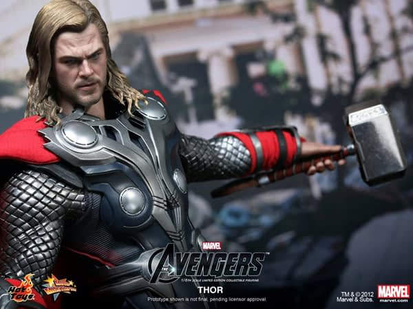 Preview | Hot Toys: Thor (11)