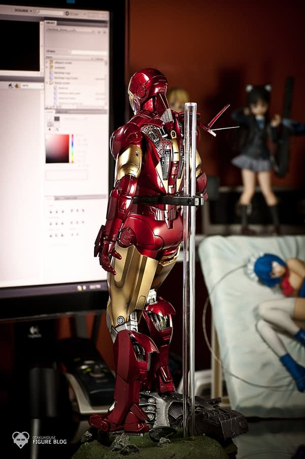 Hot Toys: Ironman Mark VI (6)