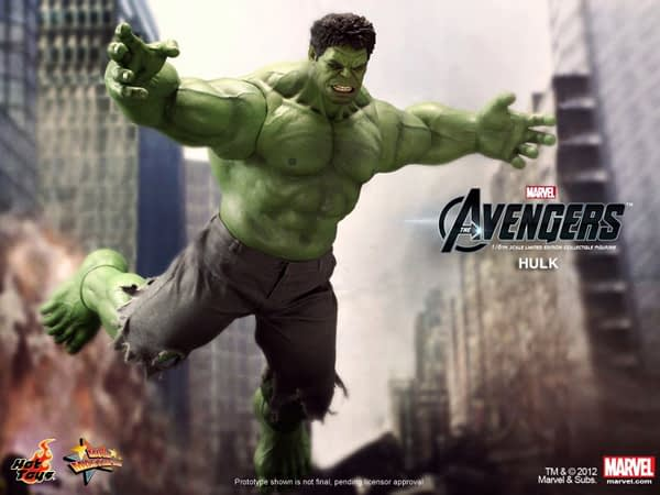 Preview | Hot Toys: Hulk (16)