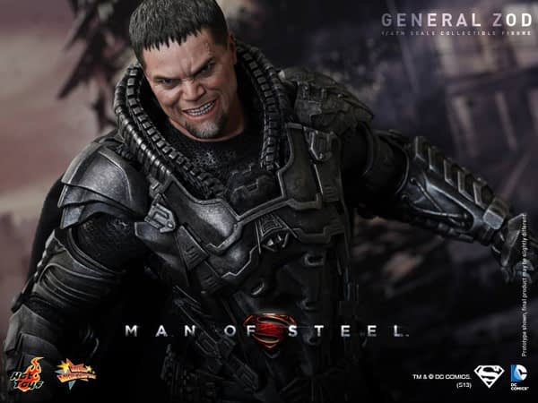 Preview | Hot Toys: General Zod (11)