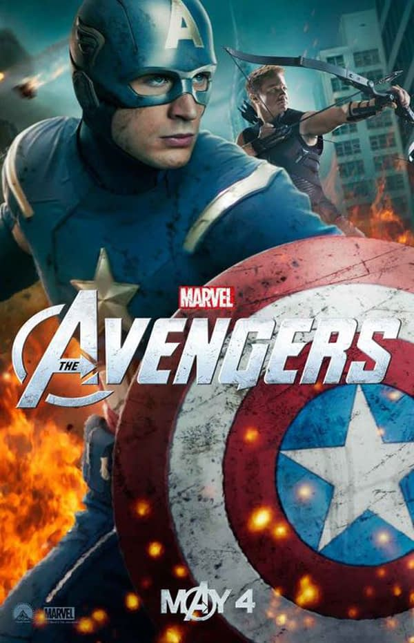 Avengers Character Posters (4)