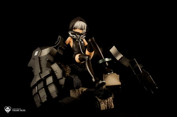 Review | GSC: Black Rock Strength (Animation Ver.) (1)