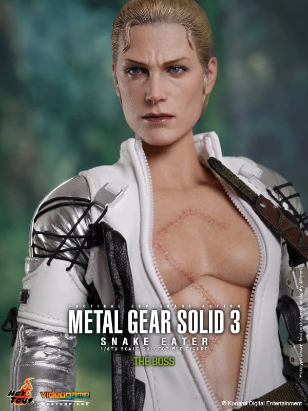 Preview   Hot Toys: The Boss (7)