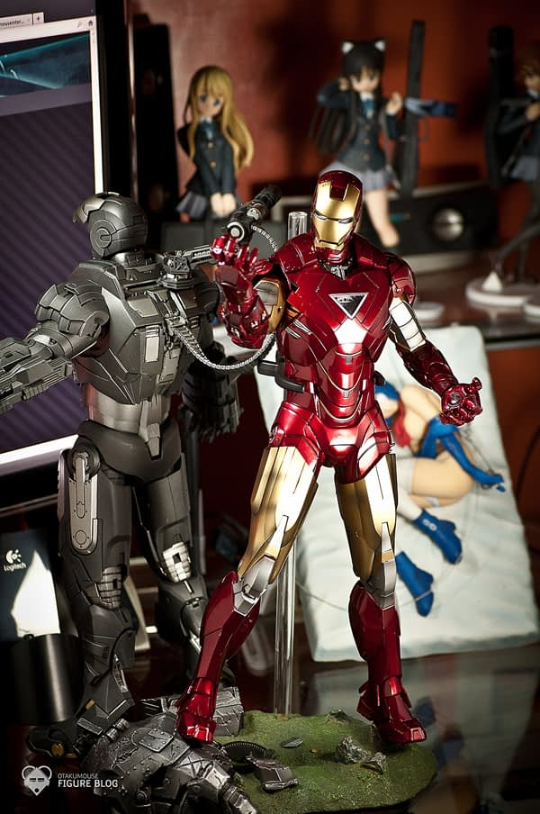 Hot Toys: Ironman Mark VI (66)