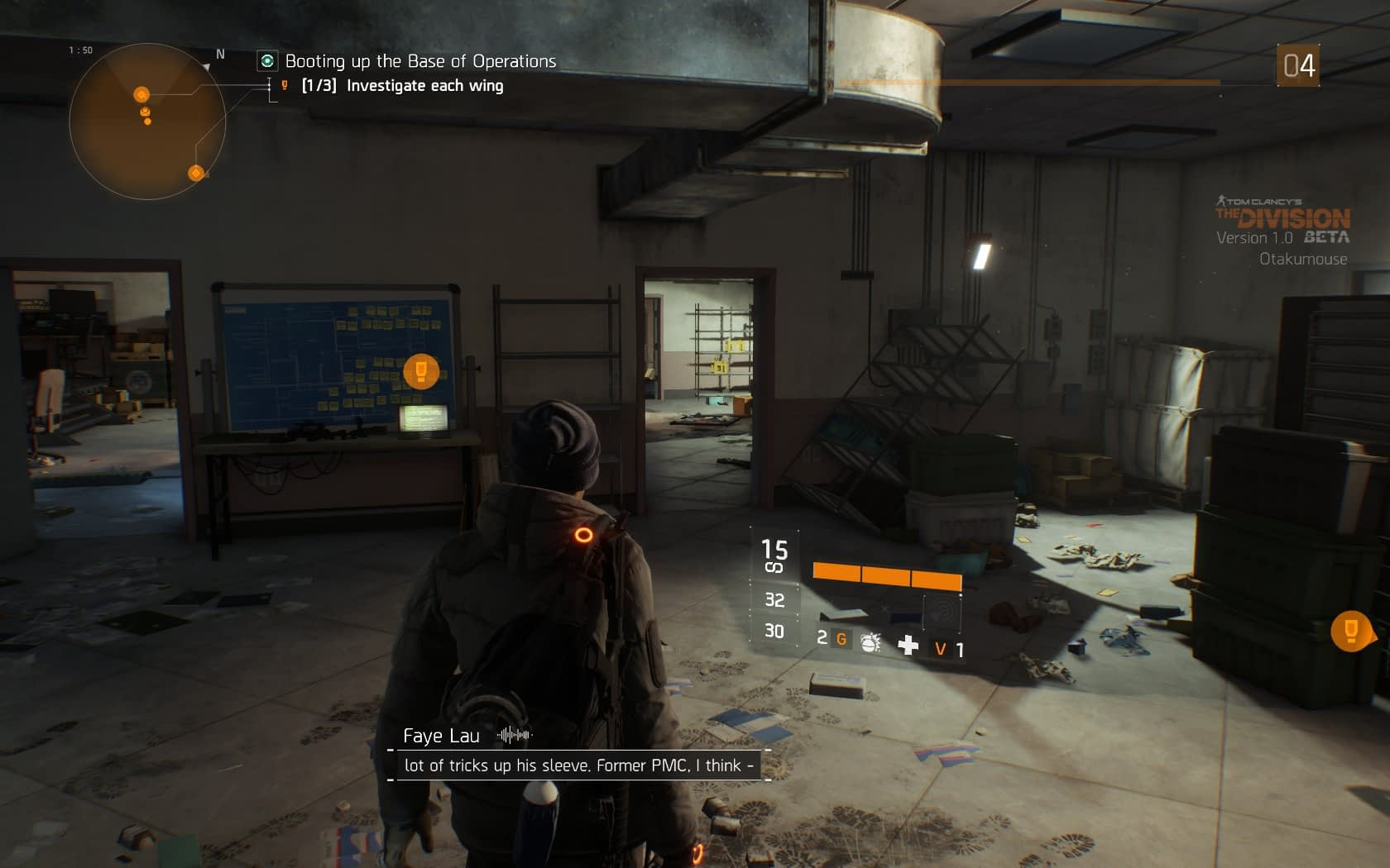 My Experience With The Division Beta (Ultra Settings) (12)