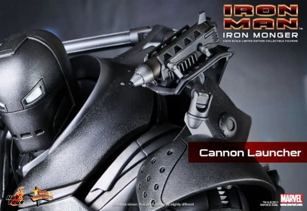 Preview | Hot Toys: Iron Monger (9)