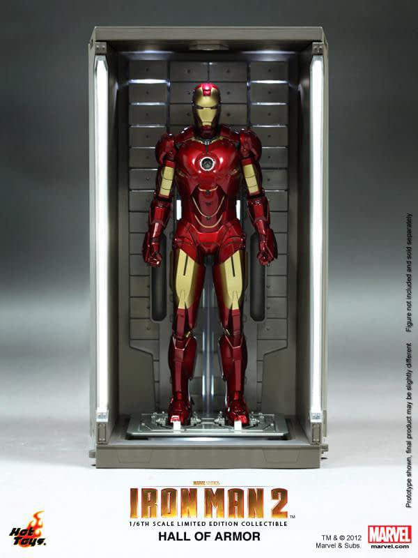Preview | Hot Toys: Hall of Armor (7)