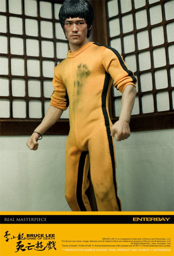 Enterbay: Bruce Lee Game Of Death (Behind The Scene) Edition (12)