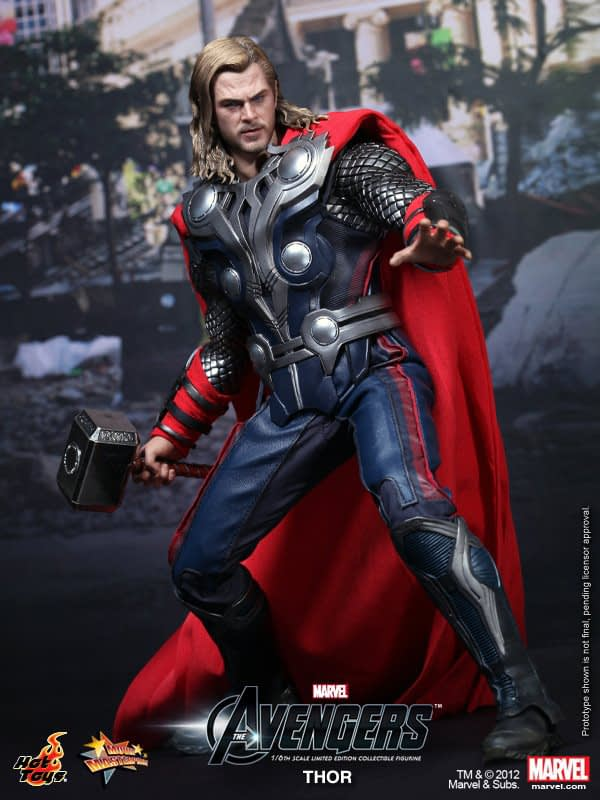Preview | Hot Toys: Thor (7)