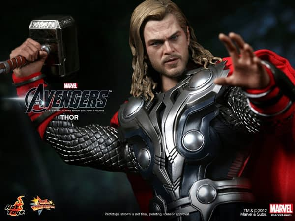 Preview | Hot Toys: Thor (14)