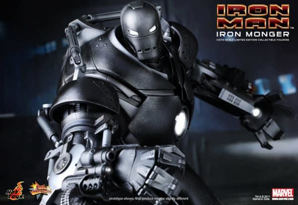 Preview | Hot Toys: Iron Monger (15)