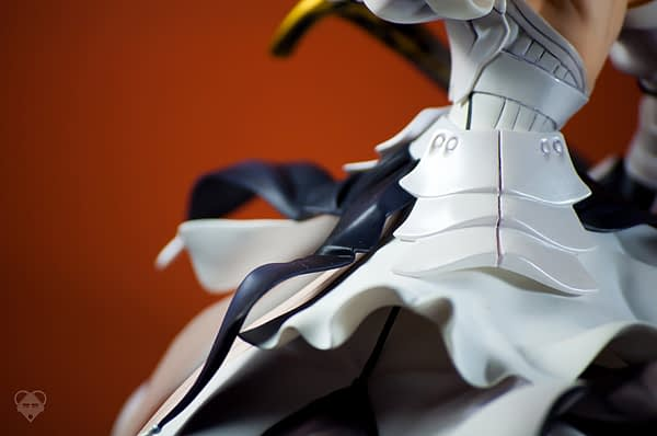 Review | Alter: Saber Lily Fate/Unlimited Codes 12