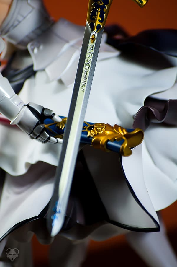 Review | Alter: Saber Lily Fate/Unlimited Codes 19