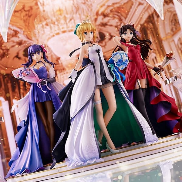 Fate/stay night 15th Celebration Figures 24