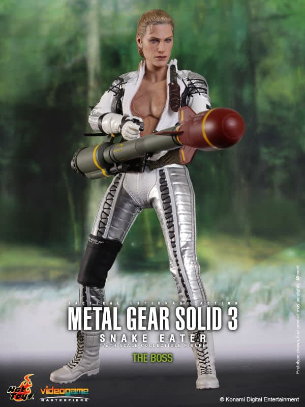 Preview   Hot Toys: The Boss (8)