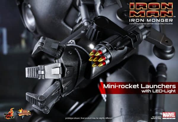 Preview | Hot Toys: Iron Monger (5)