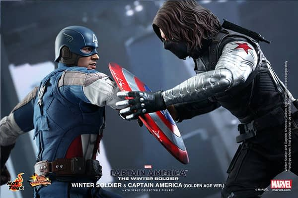 Preview | Hot Toys: Winter Soldier (1)