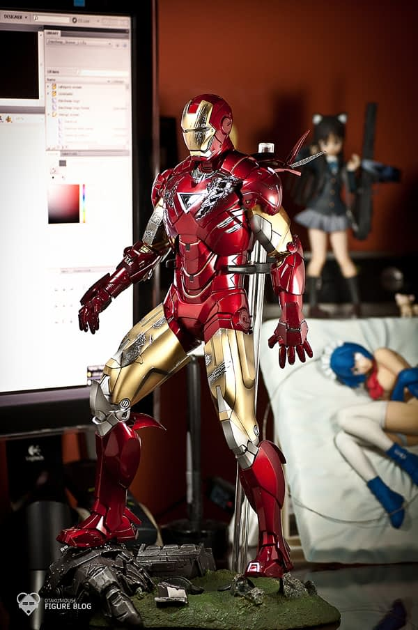 Hot Toys: Ironman Mark VI (7)