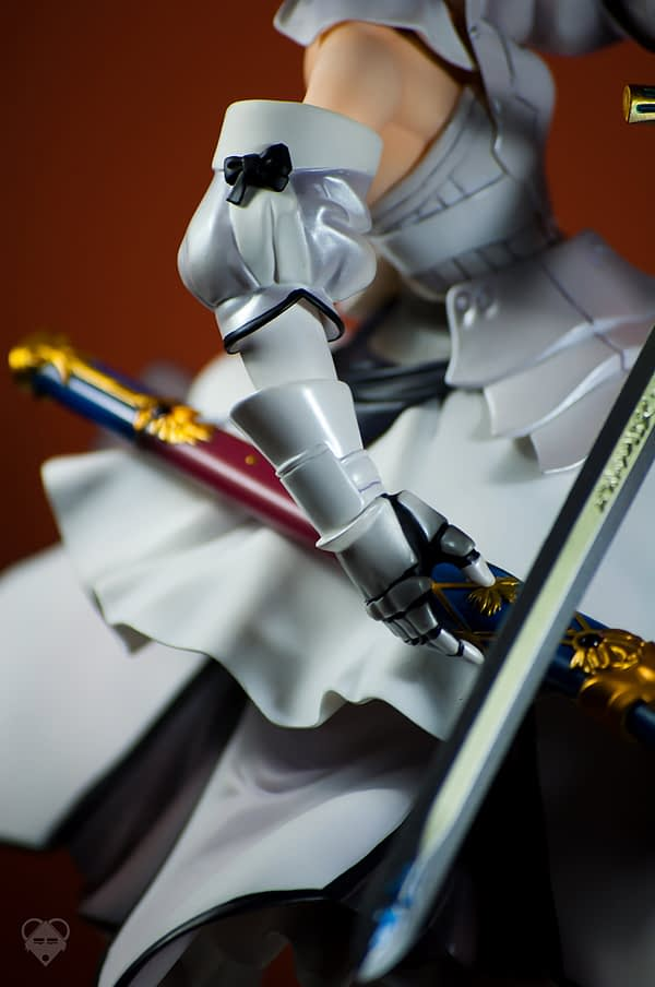 Review | Alter: Saber Lily Fate/Unlimited Codes 20
