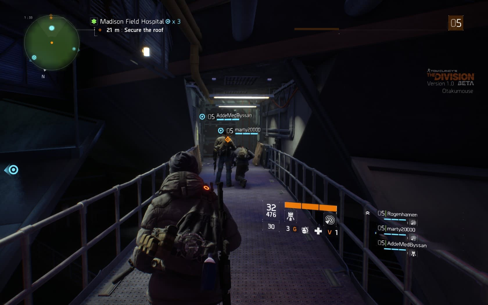 My Experience With The Division Beta (Ultra Settings) (32)