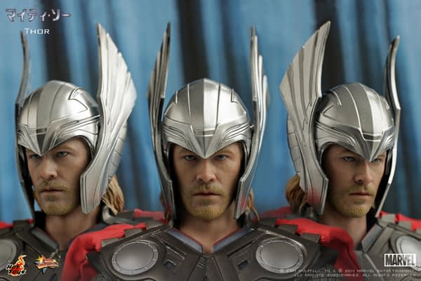 Preview | Hot Toys: Thor (9)