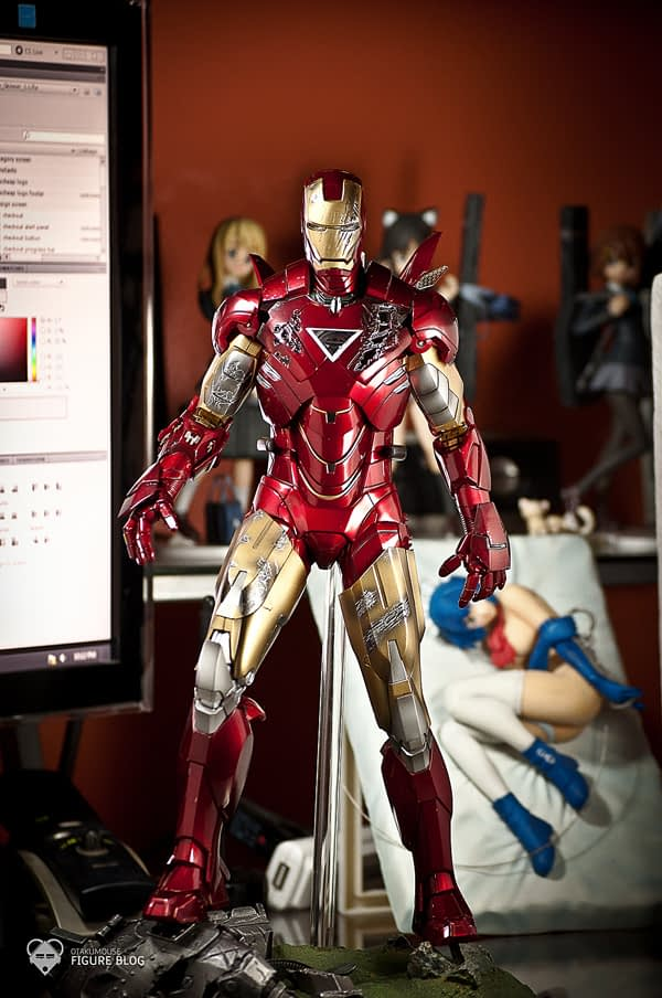 Hot Toys: Ironman Mark VI (1)