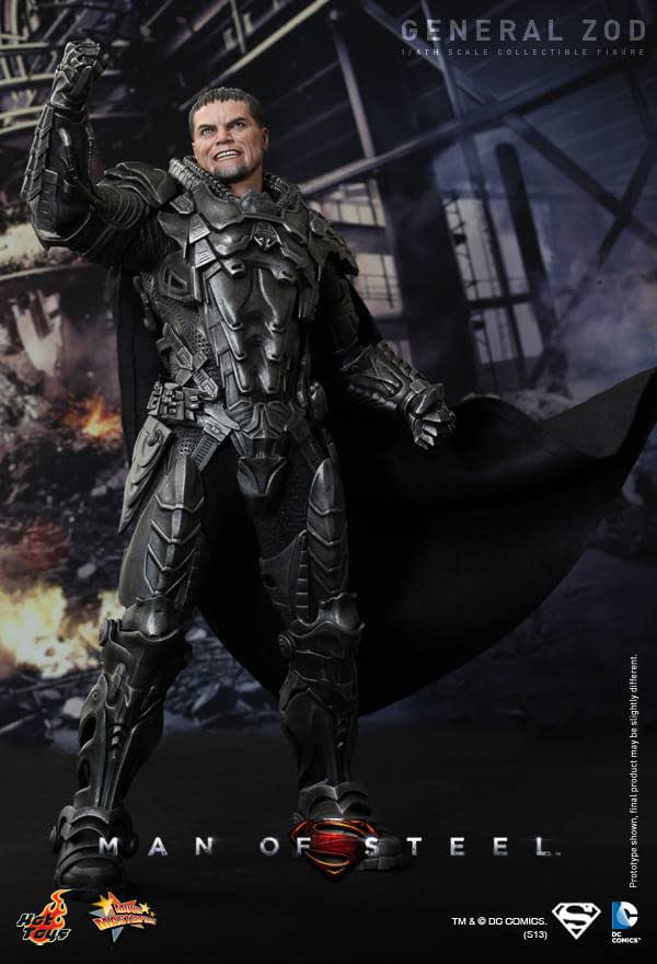 Preview | Hot Toys: General Zod (5)