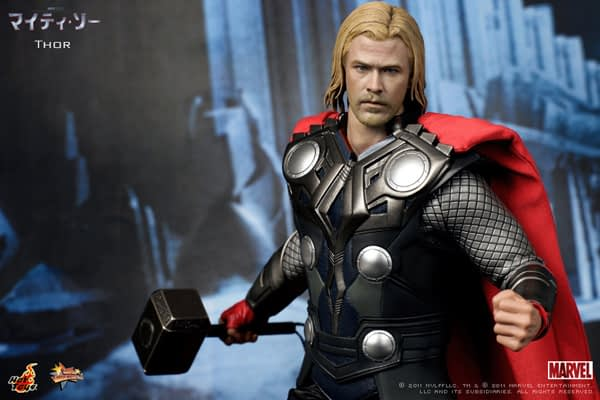 Preview | Hot Toys: Thor (20)