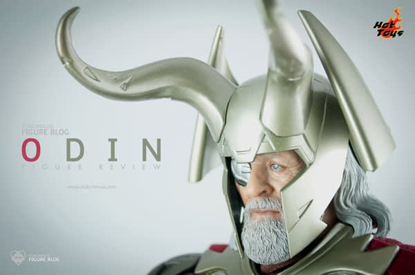 Review Teaser | Hot Toys: Odin (1)