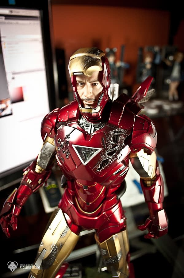 Hot Toys: Ironman Mark VI (35)