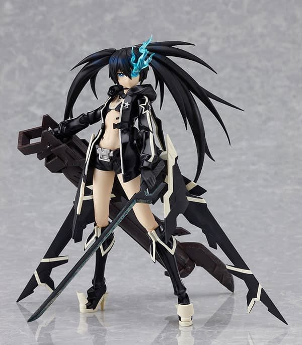 Preview | Max Factory: Figma Black Rock Shooter (Game Ver.) (5)
