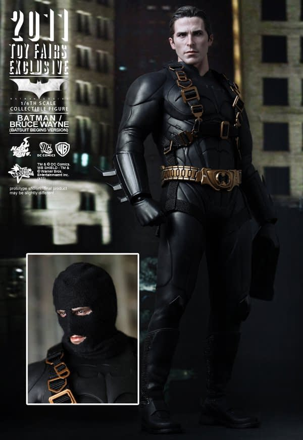 Preview | Hot Toys: 2011 Toy Fairs Exclusive Batman/Bruce Wayne (12)