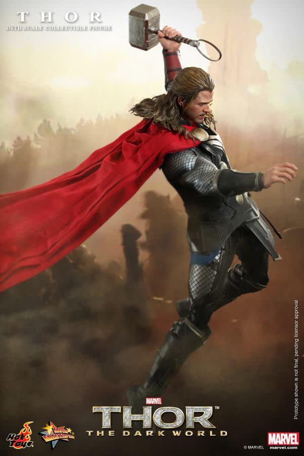 Preview | Hot Toys: Thor (The Dark World) (5)