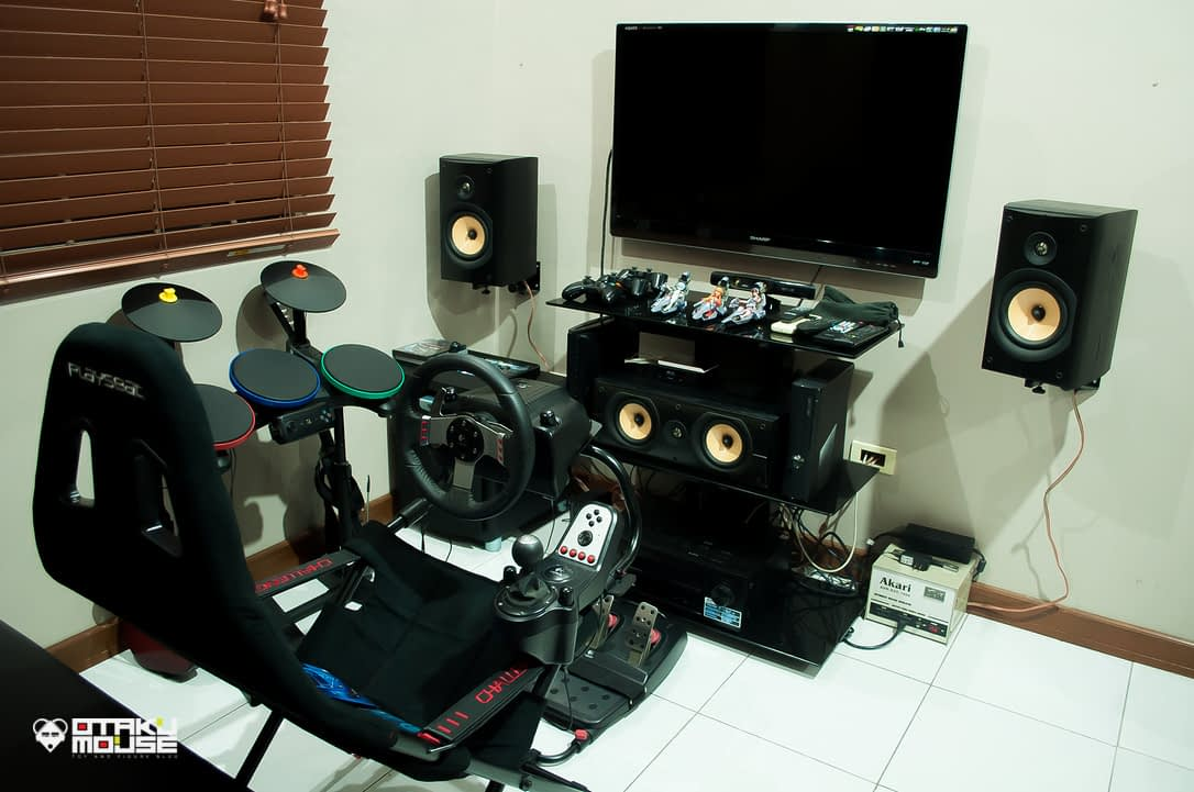 Playseat Challenge and Logitech's G27 Combo (6)