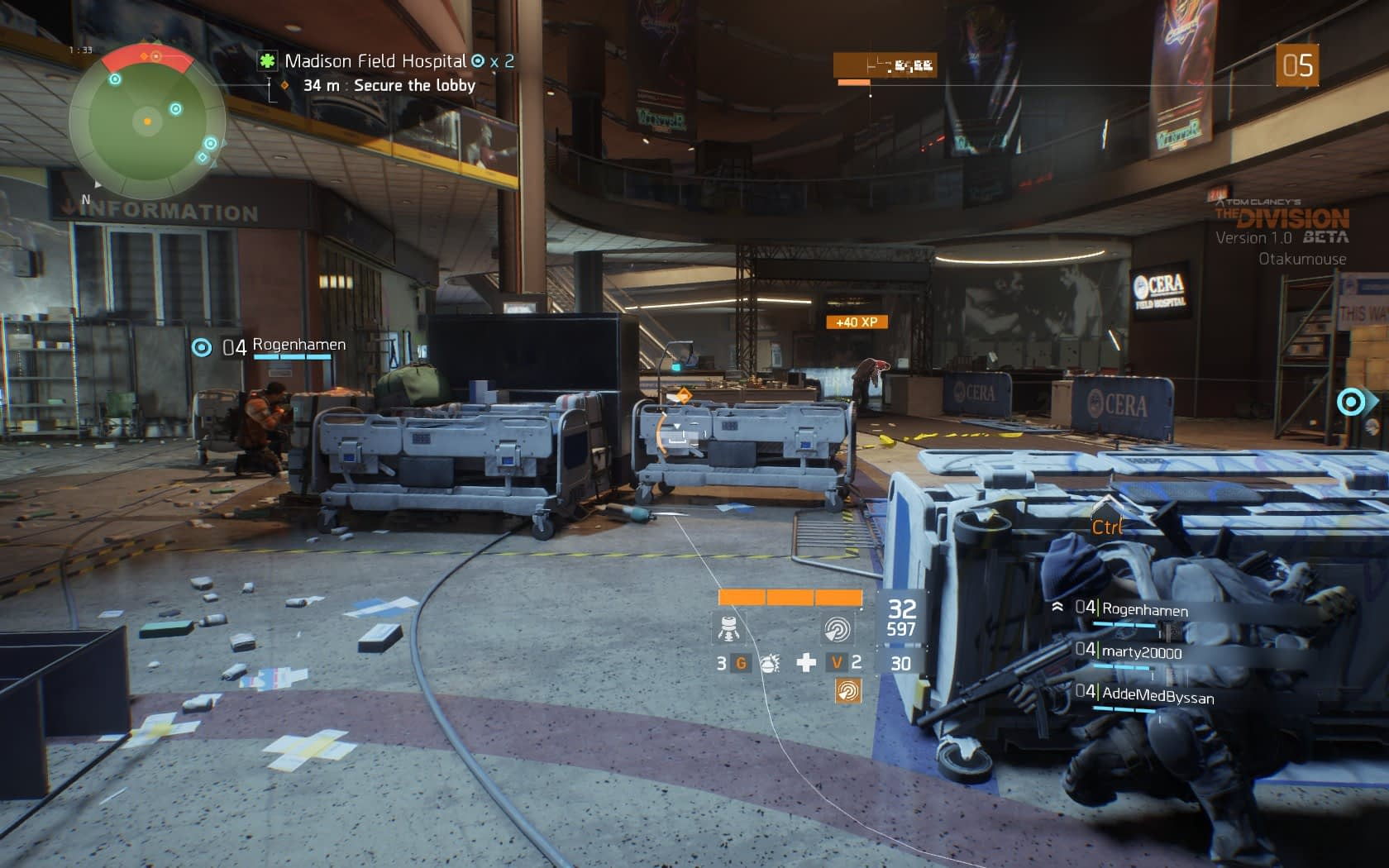 My Experience With The Division Beta (Ultra Settings) (24)