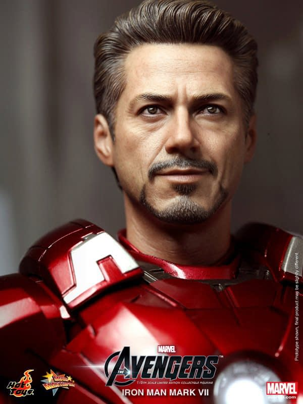 Preview | Hot Toys: Ironman Mark VII (7)