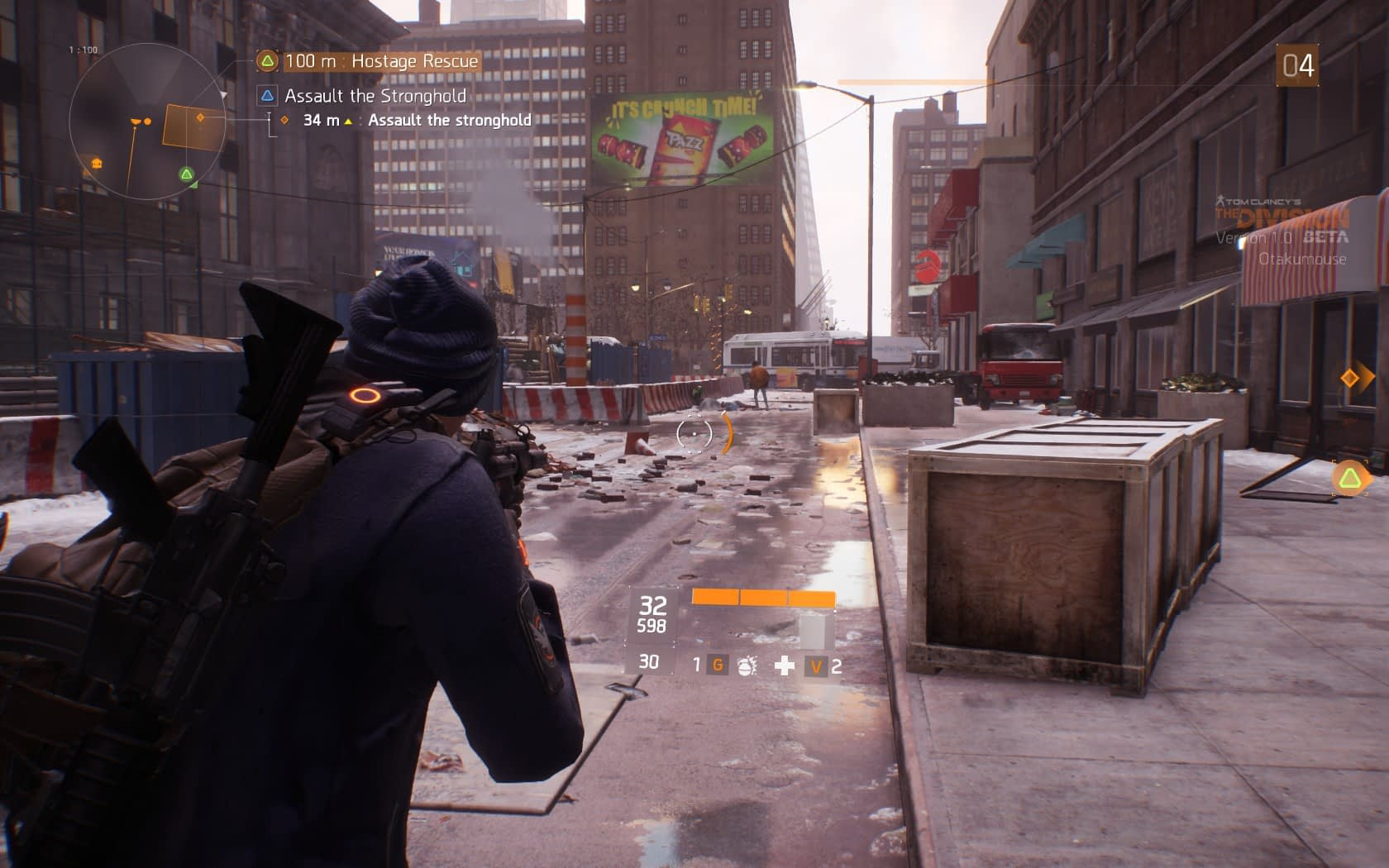My Experience With The Division Beta (Ultra Settings) (7)