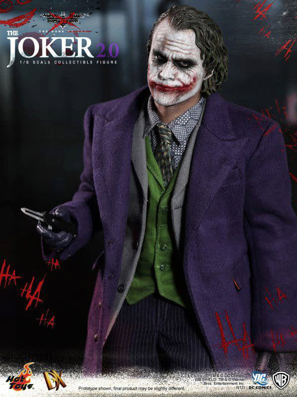 Preview   Hot Toys: The Joker 2.0 (1)