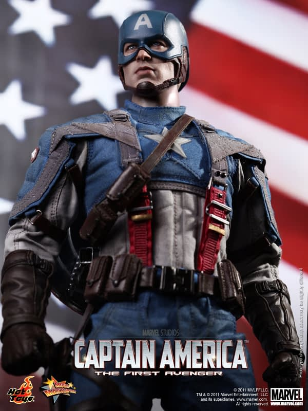 Preview | Hot Toys: Captain America (11)