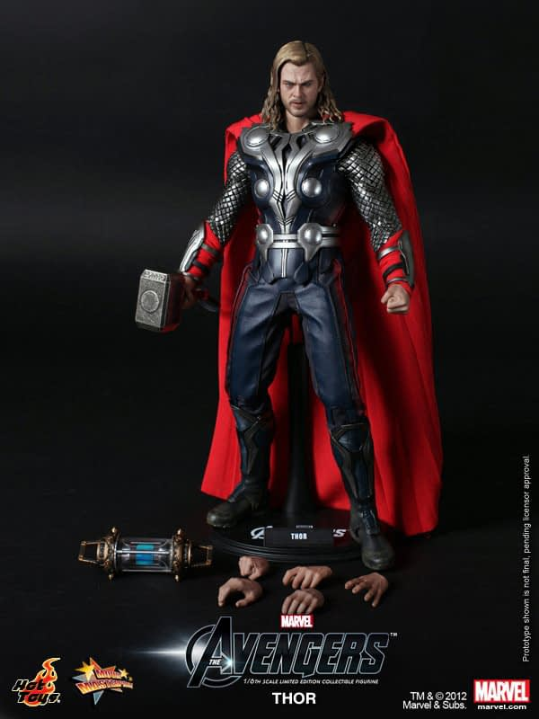Preview | Hot Toys: Thor (16)