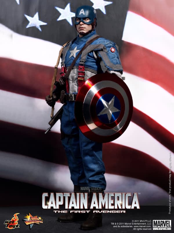 Preview | Hot Toys: Captain America (13)