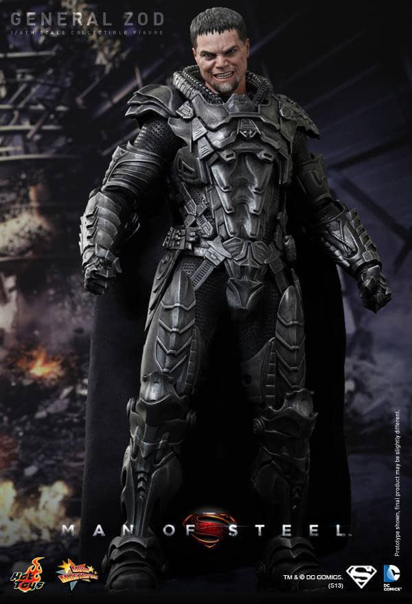 Preview | Hot Toys: General Zod (2)