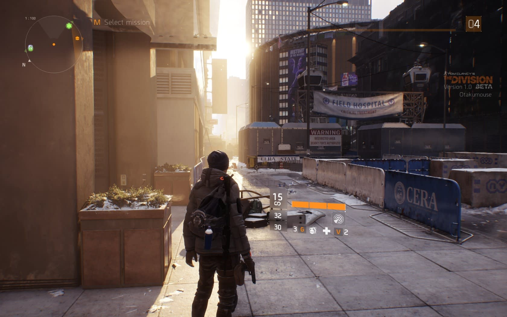 My Experience With The Division Beta (Ultra Settings) (13)