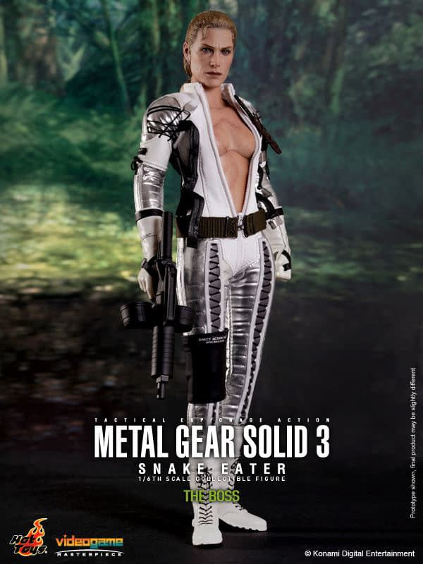 Preview   Hot Toys: The Boss (2)
