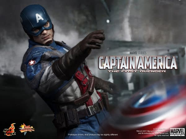 Preview | Hot Toys: Captain America (16)