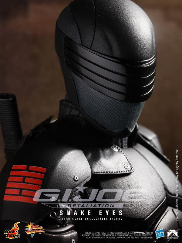 Preview | Hot Toys: Snake Eyes (16)