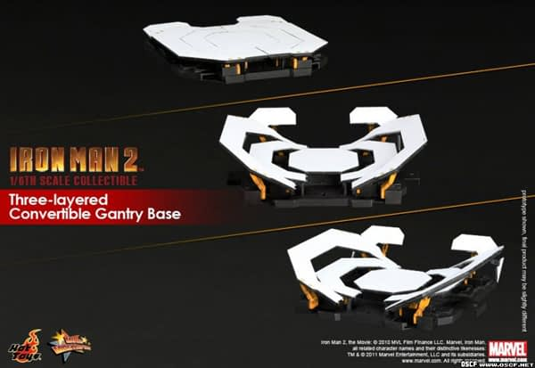 Preview | Hot Toys: Ironman 2 Limited Edition Suit Up Gantry (10)